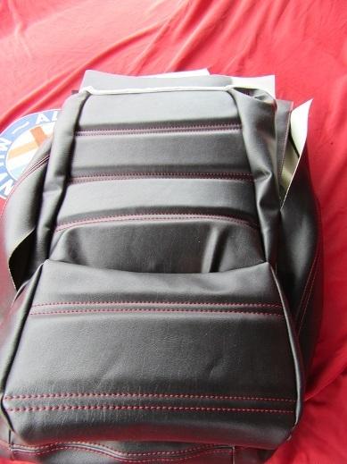 Alfa romeo giulietta car seat covers 16