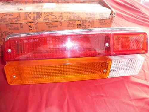 Alfa Romeo Berlina / Zagato tail light left ALTISSIMO NEW Maserati Merak and Khamsin Indy