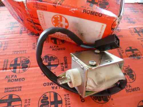 Original Alfa Romeo 164 bar for trunk opening 60508126 NEW