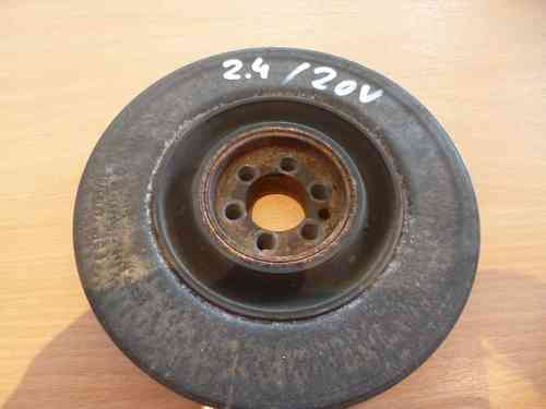 Original Alfa Romeo 166 / 156 2.4 20V + Lancia Thesis pulley 55217328