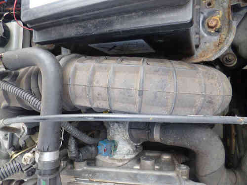 Original Fiat Barchetta suction hose