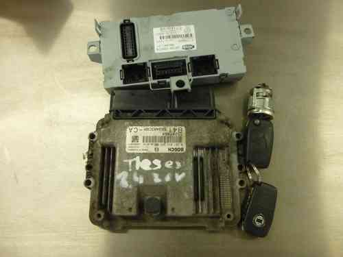 Original Lancia Thesis 2.4 JTD engine control unit 55207464 / 028101294 / 51736624