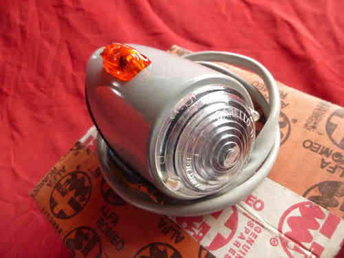 Original Alfa Romeo Giulia TZ 1 / TZ 2 Blinker Satz Carello links + rechts NEU